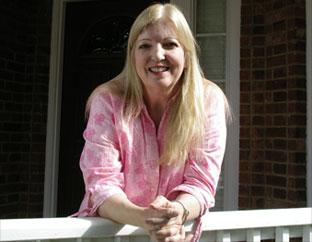 Author Miriam Minger