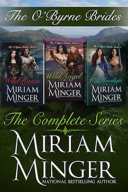 The O'Byrne Bride's Boxed Set by Miriam Minger