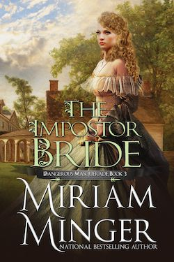 The Impostor Bride by Miriam Minger