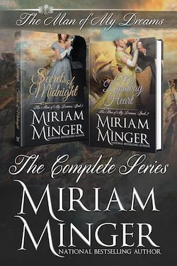 Man of My Dreams Boxed Set by Miriam Minger
