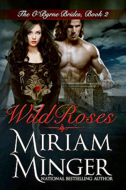 Wild Roses by Miriam Minger