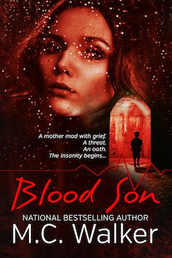 Blood Son by M.C. Walker (Miriam Minger)