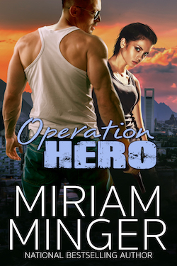 Operation Hero by Miriam Minger
