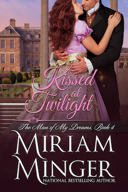 Excerpt: Kissed at Twilight
